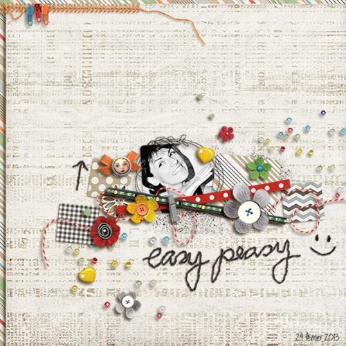 EASY PEACY 600
