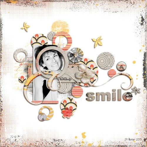SMILE 600